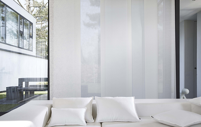 Grand Panneau Japonais Blanc 126,40 CHF L140xH220 Cm