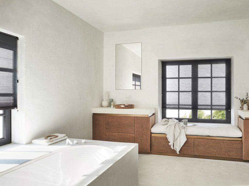 Le store plissé : le meilleur allié des fenêtres atypiques